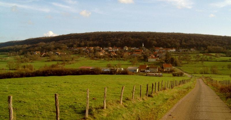 Bourguignon Les Morey, France