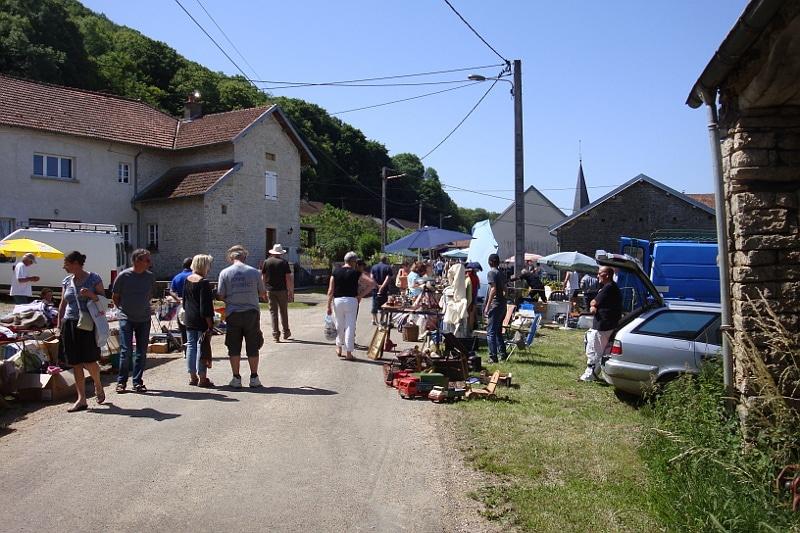 Bourguignon les Morey - marche Art Artisanale