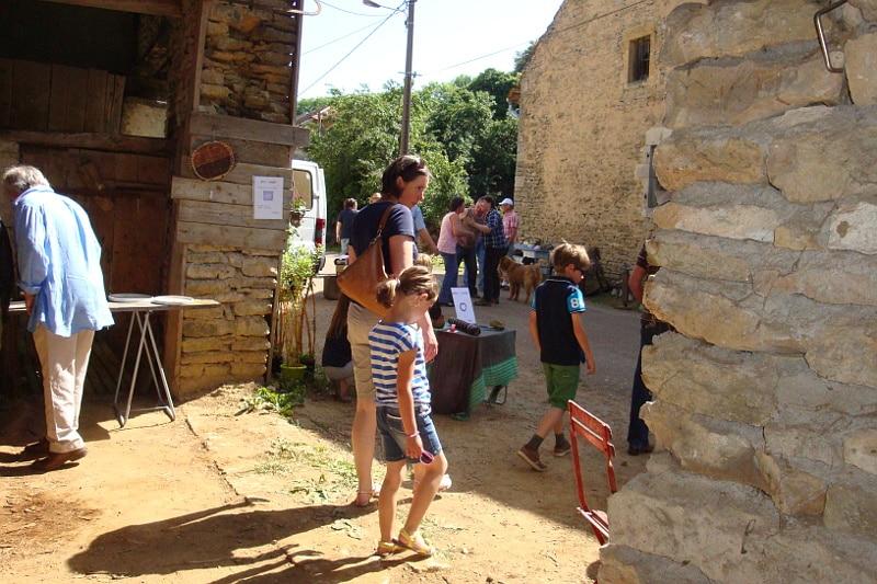 Vide grenier, Marché Art Artisanale à Bourguignon lès Morey